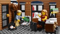 LEGO Creator 10246 Le bureau du détective-Image 2