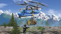 LEGO City 60173 Bergarrestatie-Afbeelding 4