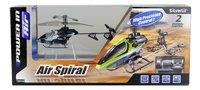 Silverlit helikopter Air Spiral blauw