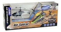 Silverlit helikopter Air Spiral blauw-Linkerzijde