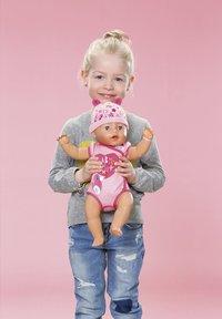 BABY born interactieve pop Soft touch Meisje roze 43 cm-Afbeelding 7