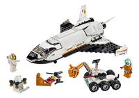 LEGO City 60226 Mars onderzoeksshuttle-Vooraanzicht