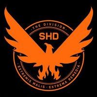 T-shirt The Division 2 emblem L-Artikeldetail