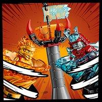 LEGO Ninjago 70684 Spinjitzu Slam - Kai vs. Samoerai-Afbeelding 2