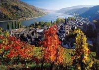 Ravensburger puzzle Vignes près du Rhin