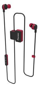 Pioneer écouteurs Bluetooth SE-CL5BT-R rouge-Côté gauche
