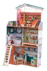 KidKraft maison de poupées en bois Marlow - H 112 cm-Côté droit