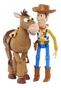 Figurine articulée Toy Story 4 Woody & Pil-Poil-Détail de l'article
