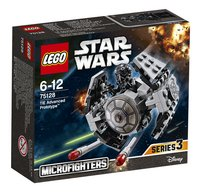 LEGO Star Wars 75128 TIE Advanced Prototype-Avant
