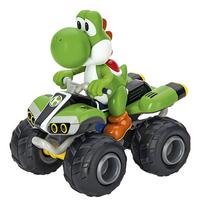 Carrera quad RC Mario Kart Yoshi-Rechterzijde