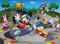 Ravensburger puzzle Le skate club rigolo de Mickey-Avant