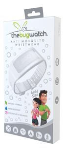 The Bug Watch antimug armband Ice White-Rechterzijde