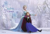 Ravensburger puzzle 2 en 1 Disney La Reine des Neiges Soeurs pour toujours-Détail de l'article