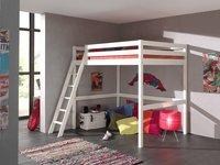 Hoogslaper Pino mezzanine 140x200-Afbeelding 1
