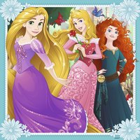 Ravensburger puzzel 3-in-1 Disney Princess-Artikeldetail