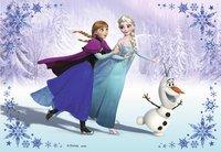 Ravensburger puzzle 2 en 1 Disney La Reine des Neiges Soeurs pour toujours-Avant