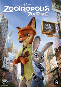 Dvd Disney Zootropolis
