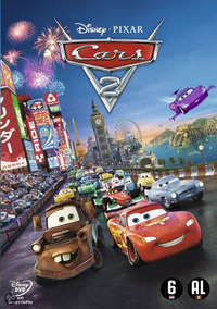 DVD Disney Cars 2 NL