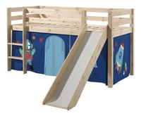 Vipack rideau de jeu Astronaute pour lit mi-hauteur Pino-Image 1