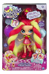 Candylocks Deluxe Doll Straw Mary - 17 cm-Vooraanzicht