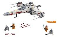 LEGO Star Wars 75218 X-Wing Starfighter-Vooraanzicht