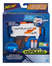 Nerf blaster Modulus N-Strike Gear Grip Blaster-Vooraanzicht