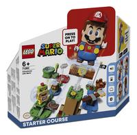 LEGO Super Mario 71360 Pack de démarrage Les Aventures de Mario-Côté gauche