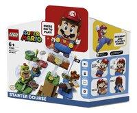 LEGO Super Mario 71360 Pack de démarrage Les Aventures de Mario-Côté droit