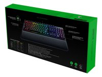 Razer toetsenbord Blackwidow Elite Green Switch-Achteraanzicht