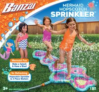 Banzai Mermaid Hinkelspel met watersproeier-Vooraanzicht