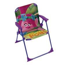 Chaise pliante pour enfants Trolls