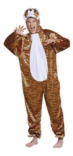 Verkleedpak tijger tiener-Vooraanzicht