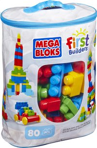 Mega Bloks First Builders Big Building Bag-Vooraanzicht