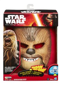 Masque électronique Star Wars Chewbacca