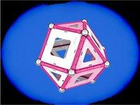 Geomag Pink 68 stuks-Afbeelding 1