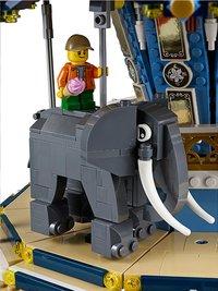 LEGO Creator Expert 10257 Draaimolen-Afbeelding 2