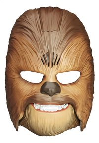 Elektronisch masker Star Wars Chewbacca-Vooraanzicht