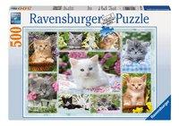 Ravensburger puzzle Chatons dans leur corbeille-Avant