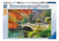 Ravensburger puzzel Romantische brug