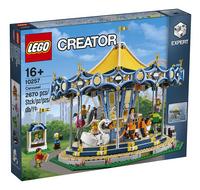 LEGO Creator Expert 10257 Draaimolen-Linkerzijde