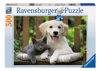 Ravensburger puzzel Even pauzeren