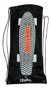 Neem je Choke-pennyboard overal met je mee dankzij deze zwarte sporttas. Speciaal op maat van je pennyboard en met handige schouderriemen.