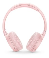 JBL casque Bluetooth Tune 600BTNC rose-Avant