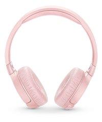 JBL bluetooth hoofdtelefoon Tune 600BTNC roze-Vooraanzicht