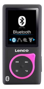 Lenco bluetooth mp4-speler Xemio-768 8 GB roze-commercieel beeld