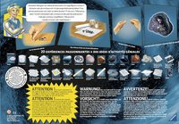 Ravensburger Science X Cristaux et pierres précieuses-Arrière