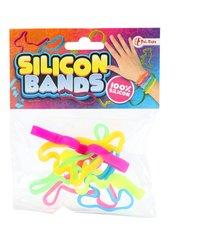 Armband Silicon Bands Pastel - 6 stuks-Vooraanzicht