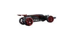 Revell auto RC Buggy Redback-Linkerzijde