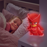 GoGlow Buddy nacht-/zaklamp PJ Masks Owlette-Afbeelding 3