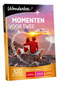 Wonderbox Momenten Voor Twee-Linkerzijde